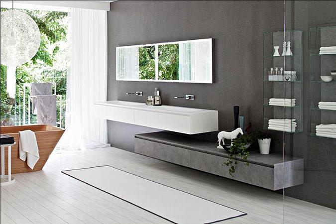 máme na výběr z mnoha variant nábytku do jejich moderní koupelny.