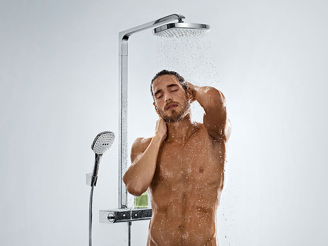 Sprcha Hansgrohe Combi
