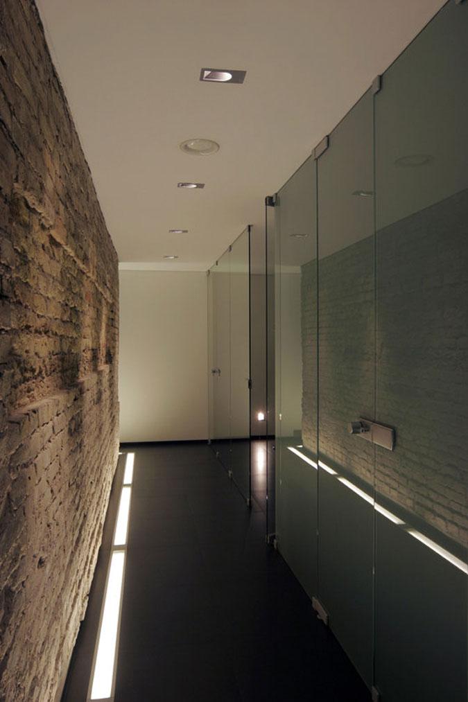 V nové části vzniklo i prostorné wellnes s tureckou lázní a s odpočívárnou.