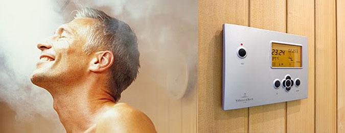 Sauny od Vellroy & Boch nabízejí hned několik možností saunování.