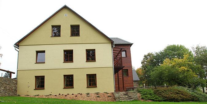Starý dům dostal rekonstrukcí novou tvář.