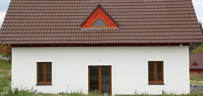 Ať již jde o stavbu bungalovu, penzionu, či hotelu, výsledek je vždy ke spokojenosti investora