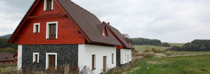 Kvalita provedení stavby musí odolávat náročným klimatickým podmínkám.