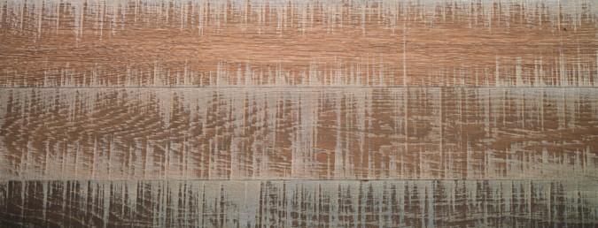 Detail katrované podlahy